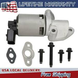 Egr Valve For Jeep Wrangler Chrysler Dodge Grand Caravan Vw Routan Oe 4593896ab