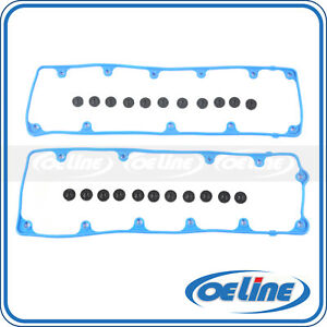 Fit 02 12 Ford F150 E150 E250 Crown Victoria Lincoln Town Car Valve Cover Gasket