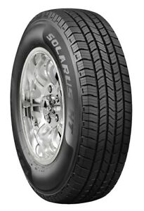 4 New Starfire Solarus Ht All Season Tires Lt245 75r17 Lre 10ply Rated