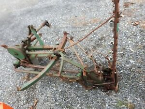 John Deere 84 7 Sickle Bar Mower 3point 3 Pt Hitch 540 Pto Drive Used Jd