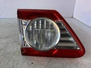 2011 2012 2013 Toyota Corolla Tail Light Left Oem Clean