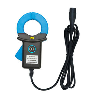 Clamp Leakage Current Sensor 0a 500a Ac Current Meter Power Energy Detector