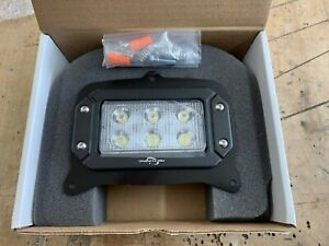 John Deere 850 950 1050 Tractor Led Front Headlight W Mounting Hardware Pair
