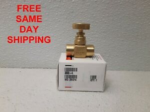Generant Needle Flow Valve Series 3004 Item 747381 m5