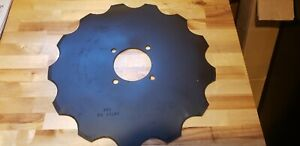 Yetter Notch Blade 2571 165 No Till Coulter New
