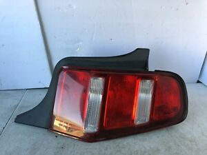 2010 2011 2012 Ford Mustang Passenger Right Tail Light Lamp Taillight Oem Clean