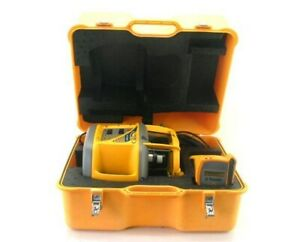 Spectra Precision Gl700 Series Grade Laser Carrying Case