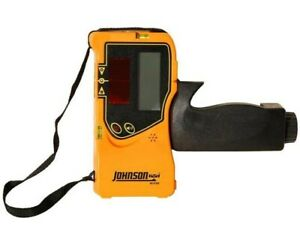 Johnson Level One sided Pulse Line Laser Detector