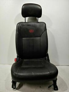 2001 Nissan Frontier Supercharger S C Left Driver Seat Leather Bucket Oem