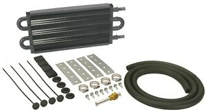 Derale 13101 Cooler Kit For Automatic Transmission Fluid Made Of Aluminum