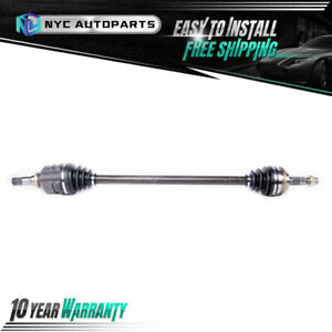 Front Passenger Right Cv Axle Shaft For 2wd 1989 1990 1991 1992 Toyota Corolla