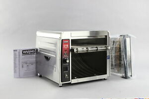 Waring Cts1000 Commercial Professional Horizontal Conveyor Toaster