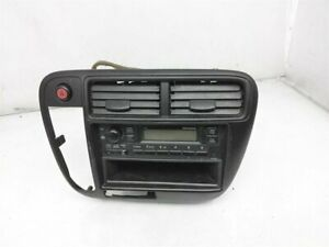 1999 2000 Honda Civic Radio Am Fm Radio Bezel Trim 39100 s01 a21 Oem
