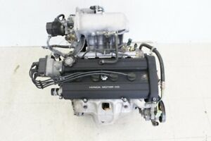 Jdm B20b Engine Honda Crv 99 01 High Comp Motor B20z 2 0l Dohc