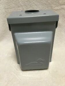 30 amp Single outlet Receptacle 120 240 volt Unmetered Rv Motor home Box