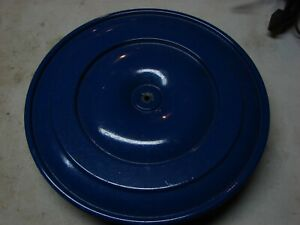 Oem Ford Used V 8 Air Cleaner Base And Lid From 1970 Mustang With 302 Engine