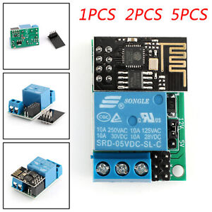 Esp8266 Iot Switch Module Wifi Relay For Phone App Develop Diy Smart Home Ua