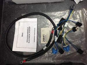 New Western Snow Plow Harness 26641 Adapter Kit Hb 5 To 1a 2a