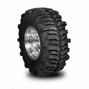 Super Swamper B 129 Bogger Tire Bias Ply Carcass Scooped Lugs 35 10 50r16