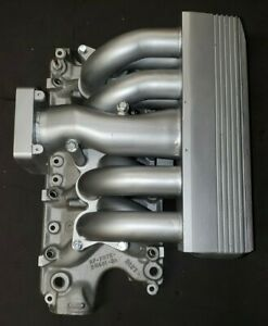 Ford Mustang 5 0 302 Gt40 Tubular Upper Lower Intake Cobra Systemax Trick Flow