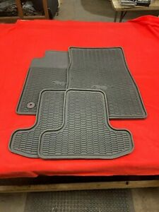 2015 2020 Ford Mustang All Weather Rubber Pony Front Floor Mats Mat Fr3b 6313087