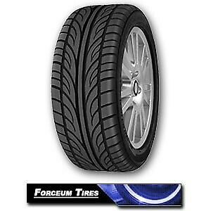 4 New 185 60r15 Forceum Tires Hena 185 60r15 84h