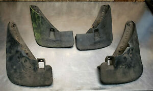 82 83 84 85 Toyota Celica Gt Gts Convertible Mud Flap Guard Set Left Right Front