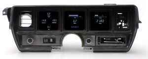 Dakota Digital 1970 72 Buick Skylark Full 6 Dash Gauge System Kit Vfd3 70b sky