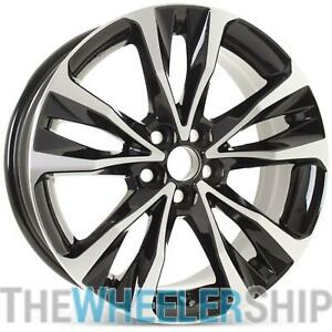 New 17 Alloy Replacement Wheel For Toyota Corolla 2017 2018 2019 Rim 75208