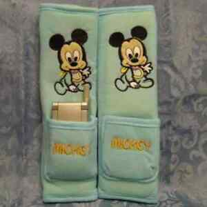 Mickey Mouse Car Seat Belt Cover 6