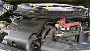 2010 2012 Ford Taurus Sho Turbo Engine Motor 3 5l