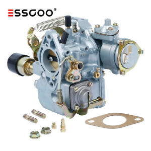Carb Carburetor For Vw 34 Pict 3 12v Electric Choke 1600cc 113129031k Essgoo New