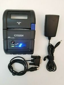 Citizen Cmp 20 Portable Pos Thermal Printer No Bluetooth