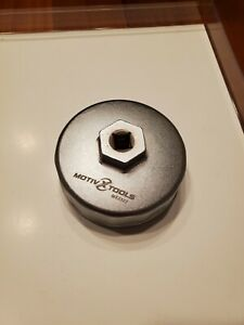 Motivx Tools 74mm 14 Flute Oil Filter Wrench For Mercedes Benz Sprinter Vw