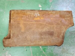 1957 1958 Plymouth 2 Door Front Lower Quarter Panel Patch Section Left Side Lh