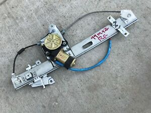 1995 2002 Mazda Millenia Right Front Pass Door Power Window Regulator Mot Oem C2