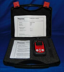 Thermo Radeye G20 10 Gamma Survey Meter With Case Tested Working Correctly