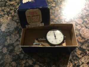 Scherr Tumico 500 0101 Dial Indicator 001 Made In England