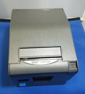Star Tsp700ii Thermal Usb Receipt Printer With Power Supply