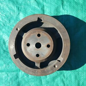 Oem 1974 1975 Cadillac 472 500 Two Groove Water Pump Pulley