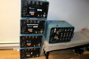 Z tec Eddy Current 4x 10d And Pm 3 Probe Monitor Controller