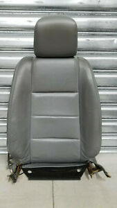 2005 Ford Mustang Front Right Passenger Seat Back Cushion W Headrest Oem