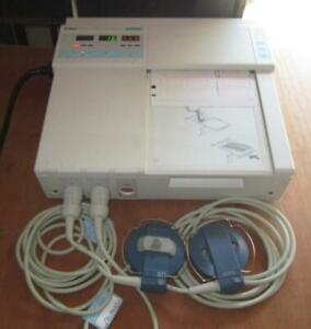 Hp Philips Agilent 50a Maternal Fetal Patient Monitor W Toco Us