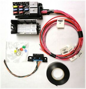 Ls Swap Relay Fuse Box Sa 1500 Stand Alone Harness Kit Lsx 4 8 5 3 6 0 6 2