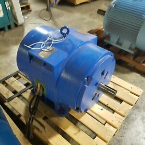 Westinghouse 67c59531 Life line T Tbdp 3 Phase 150 Hp Electric Motor