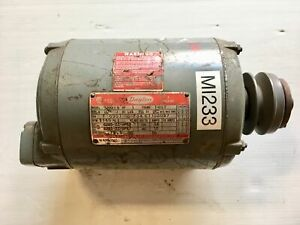 Dayton Electric Motor 3n019 1hp 3ph 1145rpm