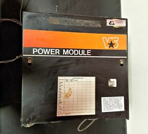 Reliance Electric Vs Power Module Drive 801431 006 Sp 801431006sp Used