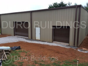 Durobeam Steel 60x60x20 Metal Building Kits Commercial Prefab Structures Direct