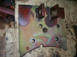 International 460 Gas Utility Tractor fast Hitch Top Link shop Made 1958