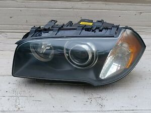 2004 2005 2006 Bmw X3 E83 Bi Xenon Passenger Right Side Oem Headlight